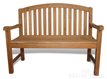 Picture of Teak Aquinah Bench 4ft