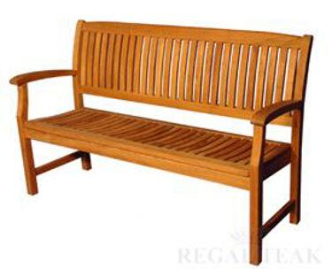 Picture of Teak Tisbury Bench 5 ft.
