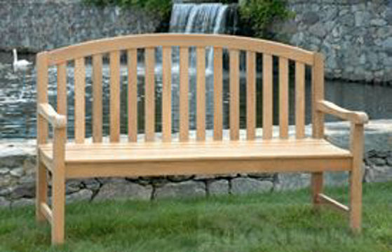 Picture of Aquinah Bench 5ft