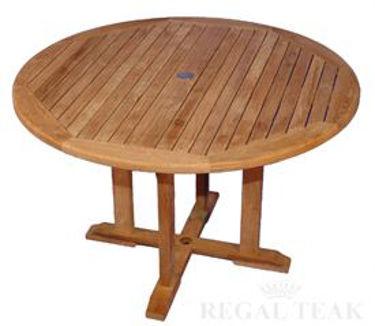 Picture of Teak Padua Table Round Dia 48in