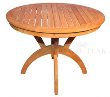 Picture of Teak Round Table 36in