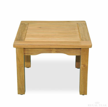 Picture of Teak Mission Side Table