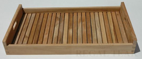 Picture of Teak Serving Spa Tray
