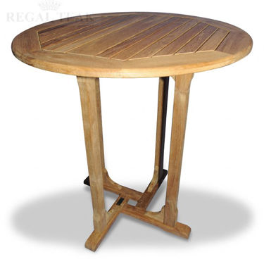 Picture of Teak Bar Table