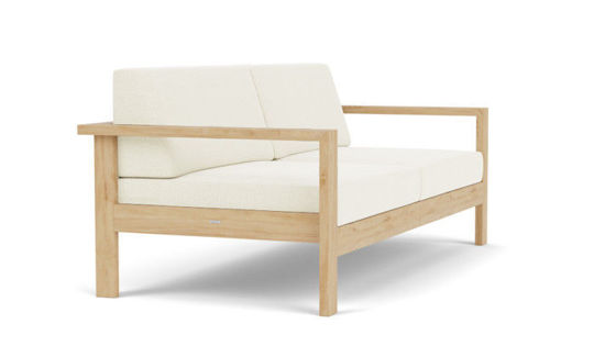 Linear Two-seater Settee