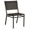 EQUINOX PAINTED DINING CHAIR STEEL